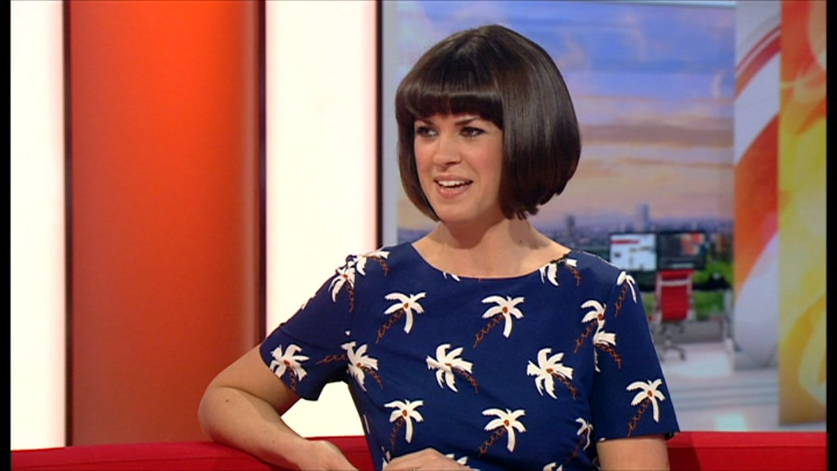 BBC One - Breakfast, 24/04/2013, Dawn O'Porter explores ...