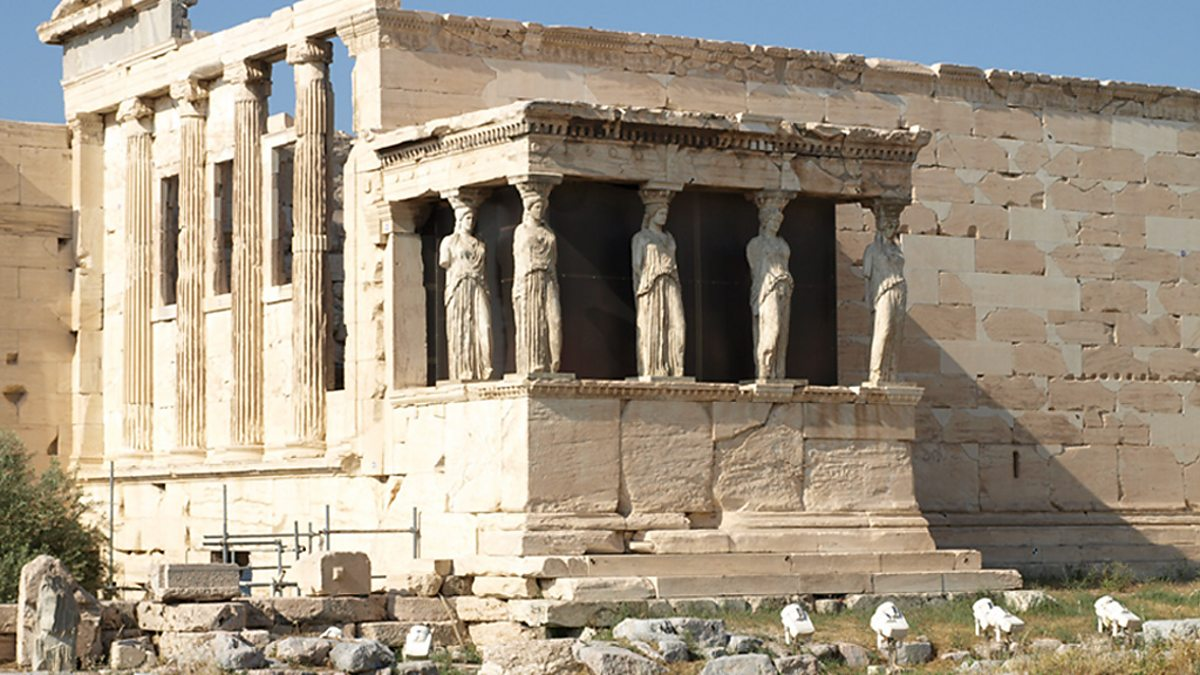 BBC Radio 4 - The Caryatid Porch of the Erechtheion at the ...