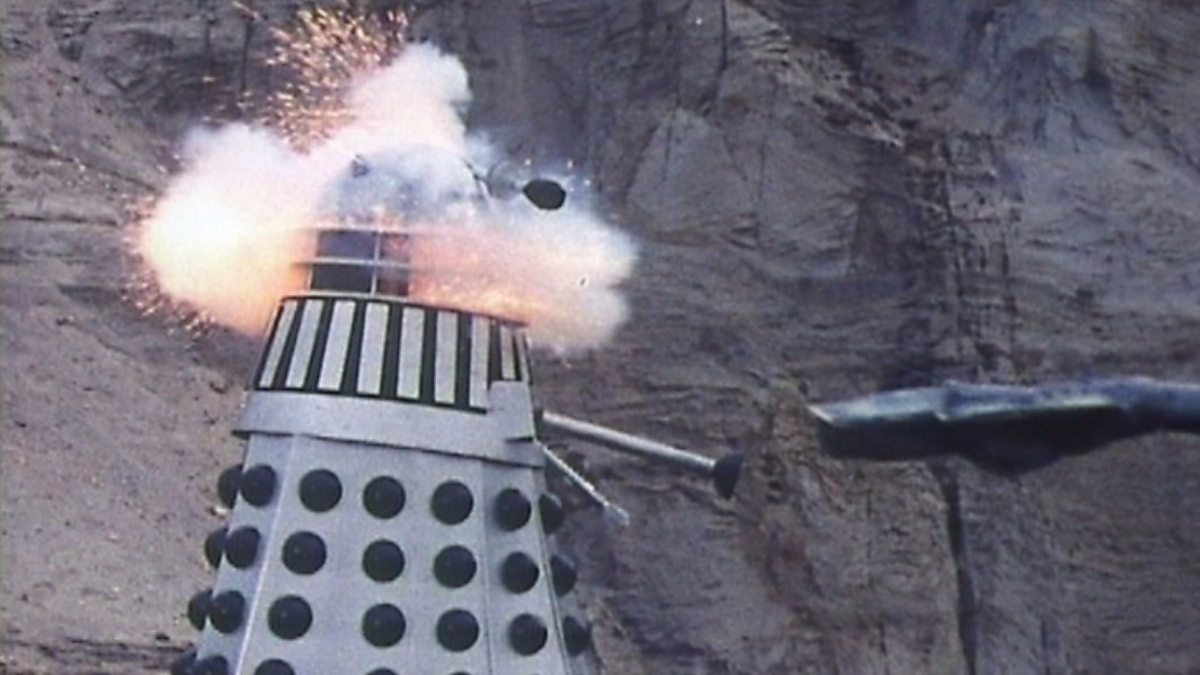 bbc one - death to the daleks  part 3