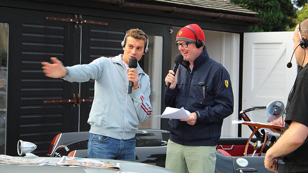 Bbc Radio 2 S Vassos Alexander Delivers His Sports