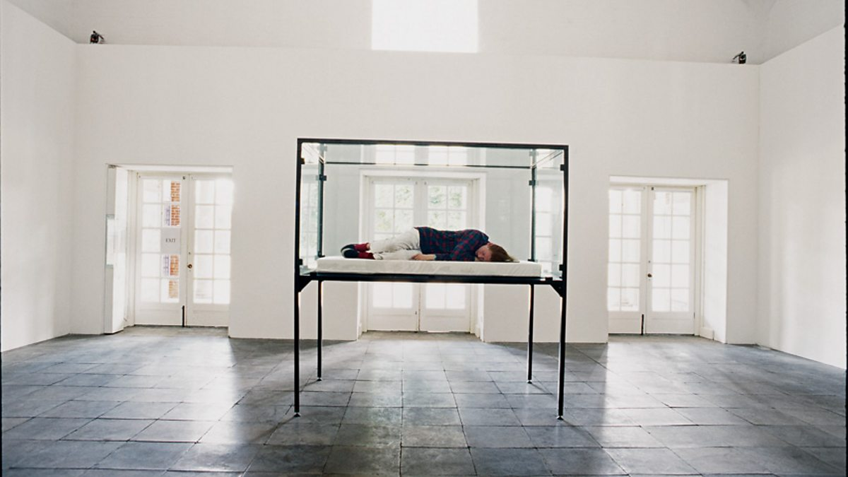 the influence of postmodern movement on cornelia parkers installation art