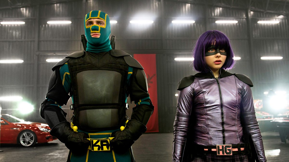 BBC - Kick-Ass 2 - Kiss-Ass and Hit Girl return to battle super-villains in  this comic book superhero sequel - Films Released This Week