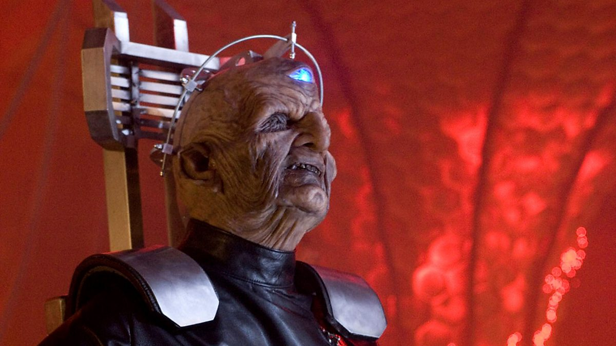 BBC One - Doctor Who, Series 4, Journey's End
