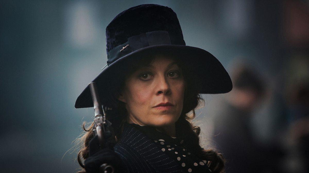 Helen Mccrory Leaving bbc one - peaky blinders, series 1 - aunt polly
