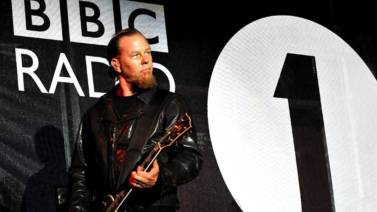 Metallica online-music of 09/14/2008, BBC Radio One ...
