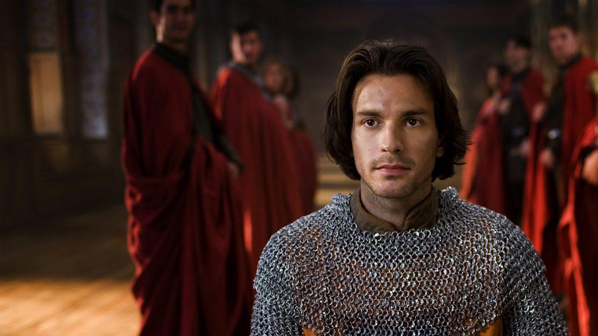 8150e1fd96c Lancelot. Merlin Series 1