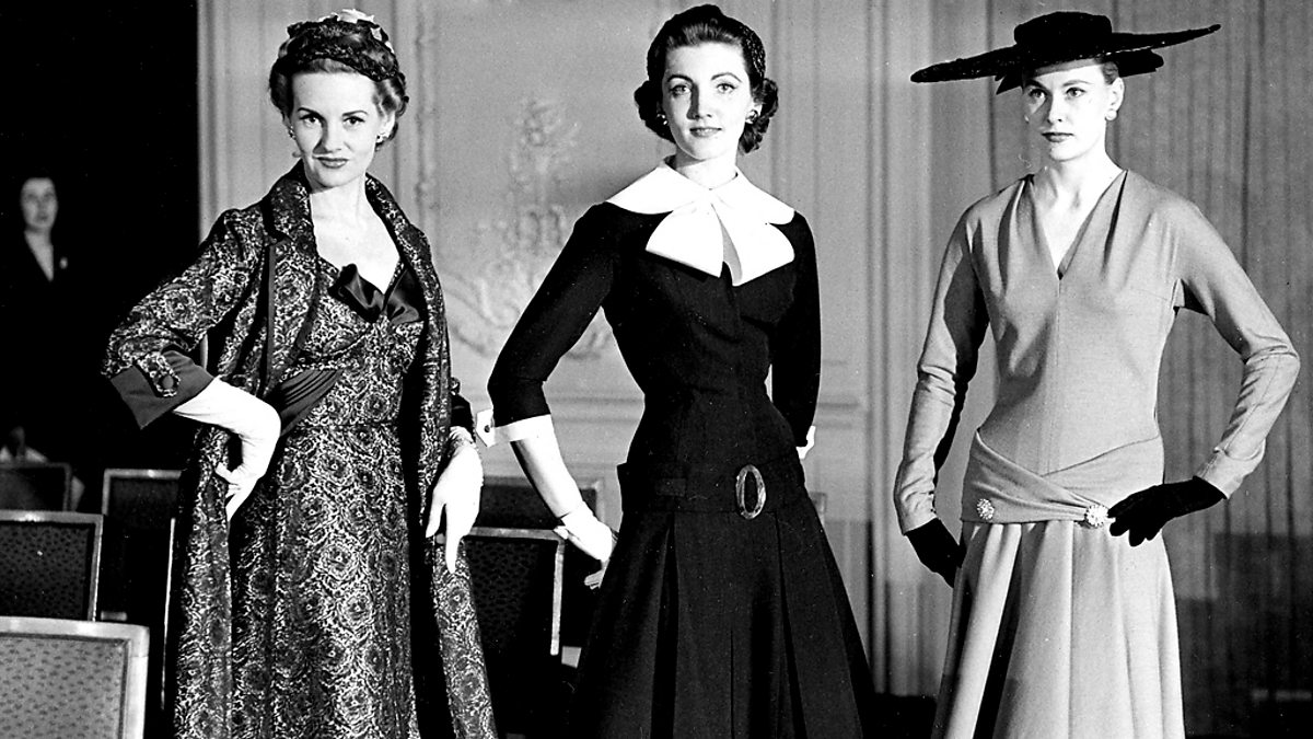 Real Vintage Clothing: Style On Trial, 1950s