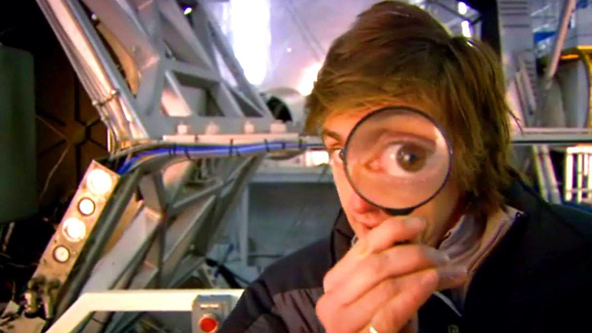 BBC Two - Richard Hammond's Engineering Connections ...