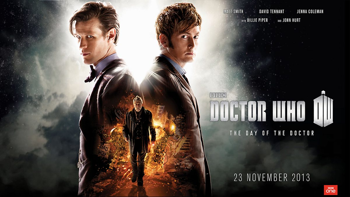 BBC One - Doctor Who, The Day of the Doctor - Your Guide to Doctor Who Anniversary Specials across the BBC