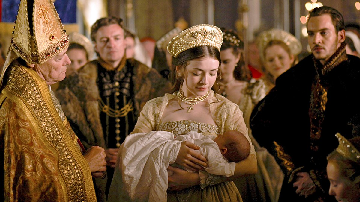 Serie Die Tudors