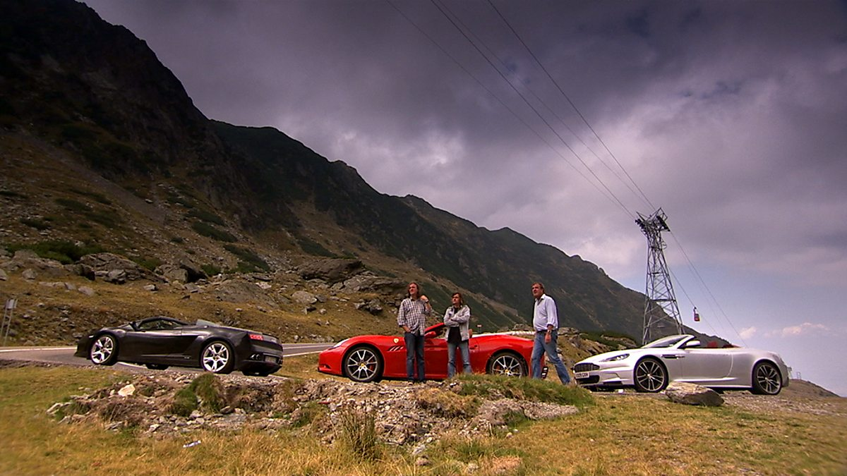 bbc two - top gear, series 14, episode 1