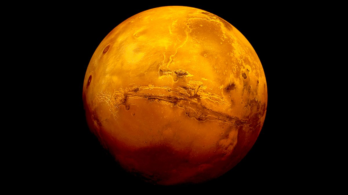 Bbc Four The Horizon Guide To Mars