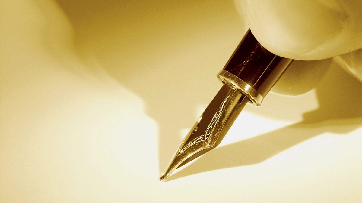 essay autobiography pencil