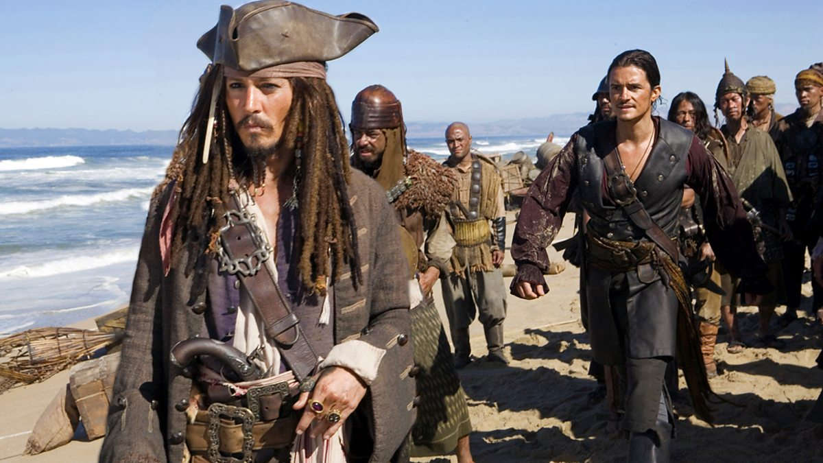 Bbc One Pirates Of The Caribbean At World S End