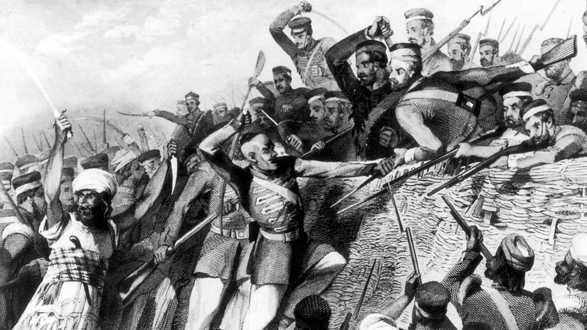 the issues of the decolonization and the propaganda on the sepoy mutiny The mutiny of the sepoy (native troops in the british army) began on may 10, 1857, when indian soldiers who the indian garrison at delhi joined the mutineers and proclaimed bahadur shah, the titular mughal emperor as their leaderthe capture of delhi turned the mutiny into a wide-spread revolt.