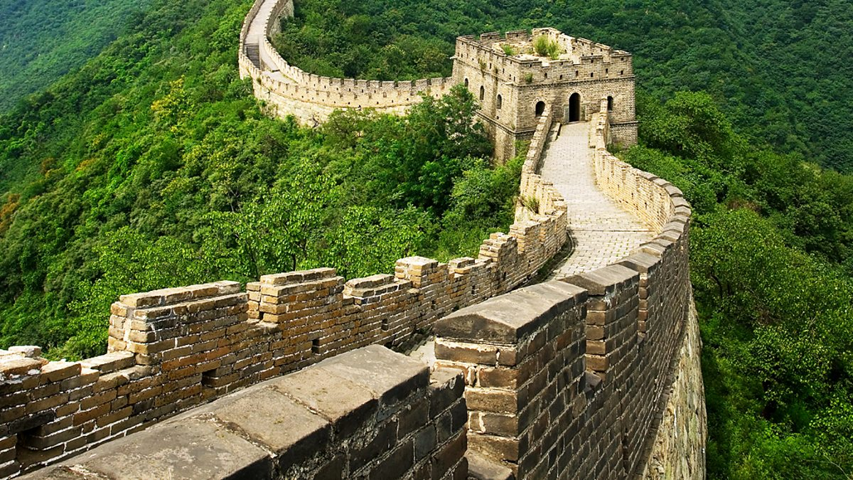 What Does Great Wall Of China Tattoo Symbolize: In Our Time, The Great Wall Of China