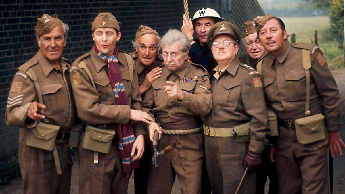 War Movie : Dad's Army (1971)