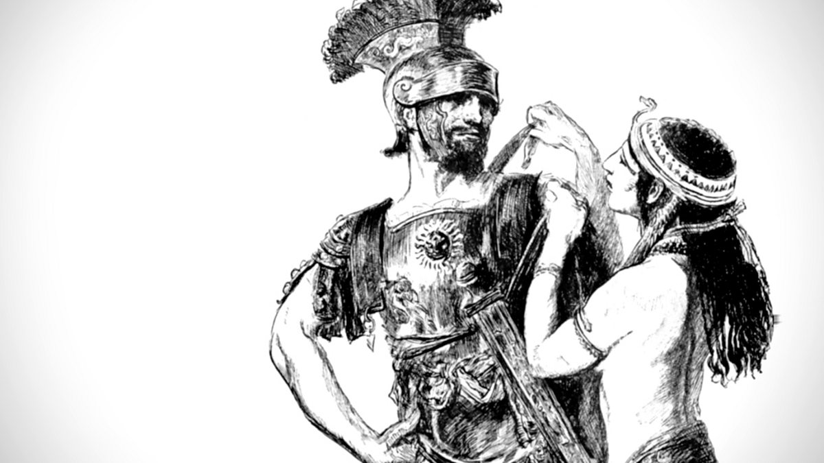 anthony and cleopatra a tragic hero In the play ''the love relationship is presented as both a destructive and constuctive force though a tragic love story, antony cleopatra is more about the.