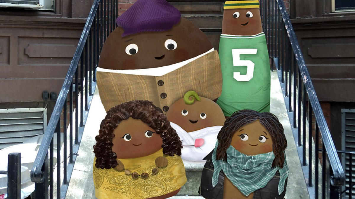 Cbeebies Small Potatoes This Is My Family