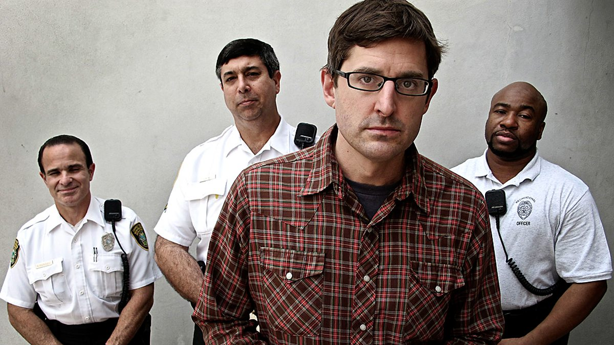 BBC Two - Louis Theroux, Miami Mega-Jail, Part 1