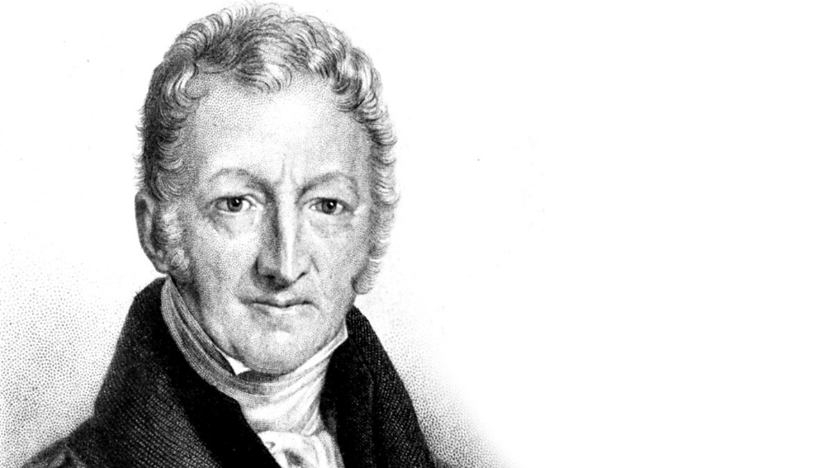 malthus' an essay on the principle of population