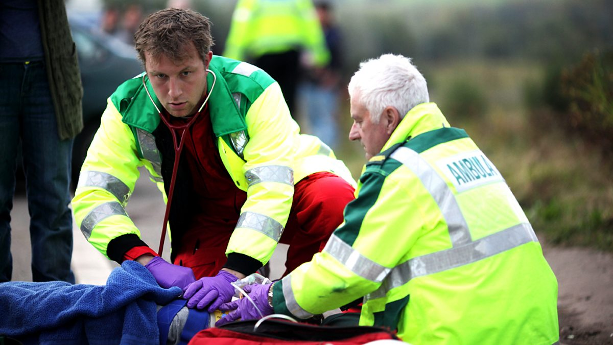 Bbc One - Casualty, Series 26, Death And Doughnuts-1777