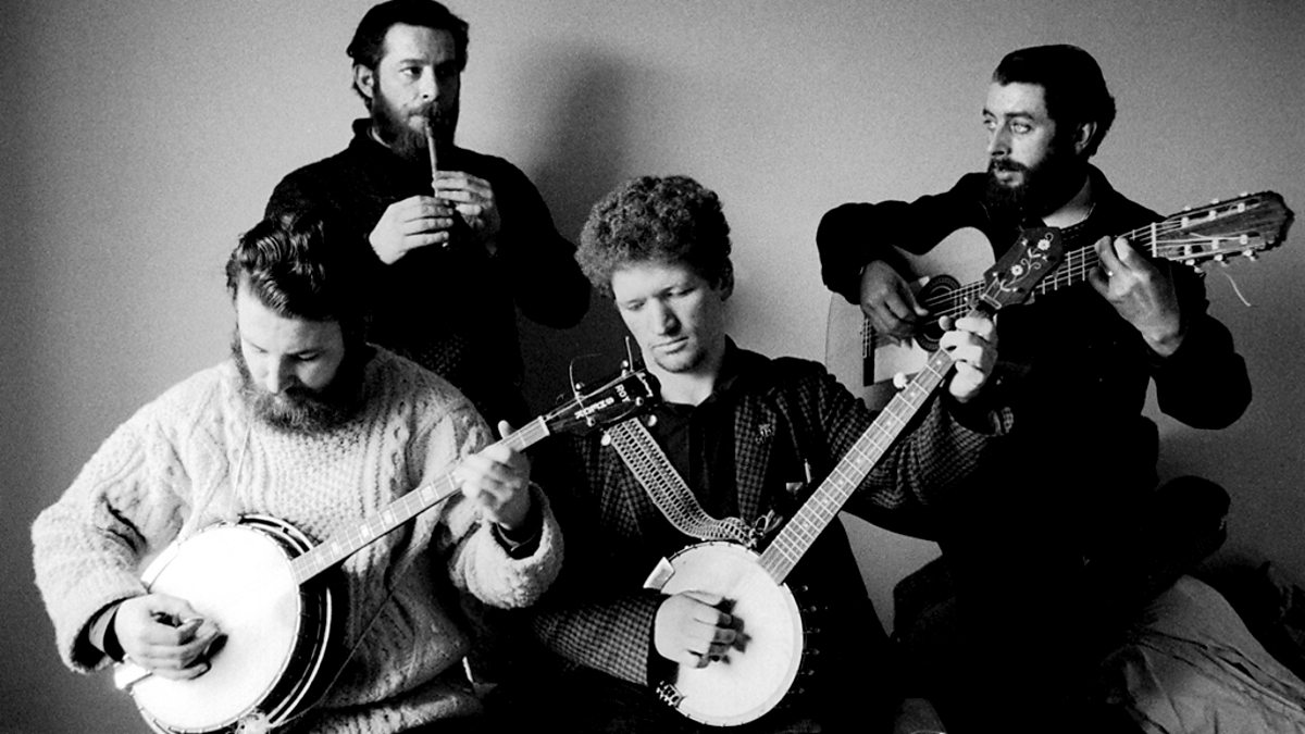 traditional irish weddings and the dubliners
