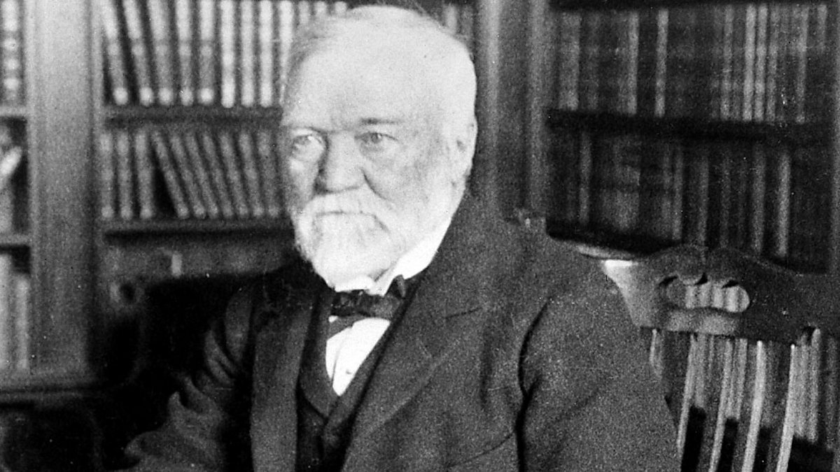 andrew carnigie On feb 4, 1901, andrew carnegie sold his steel-making business for an unprecedented $400 million (worth about $120 billion now) with that sale, he became the richest man in the world, according to jp morgan, who bought carnegie's company and used it as the basis of us steel.
