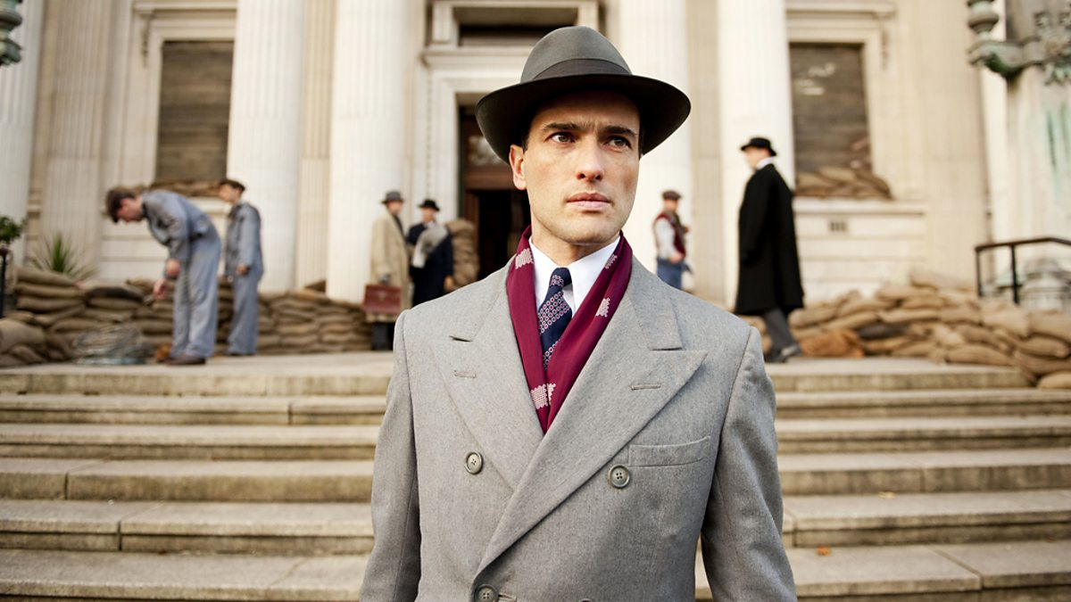 Bbc upstairs downstairs series 2 episode 6 / Shinola watch