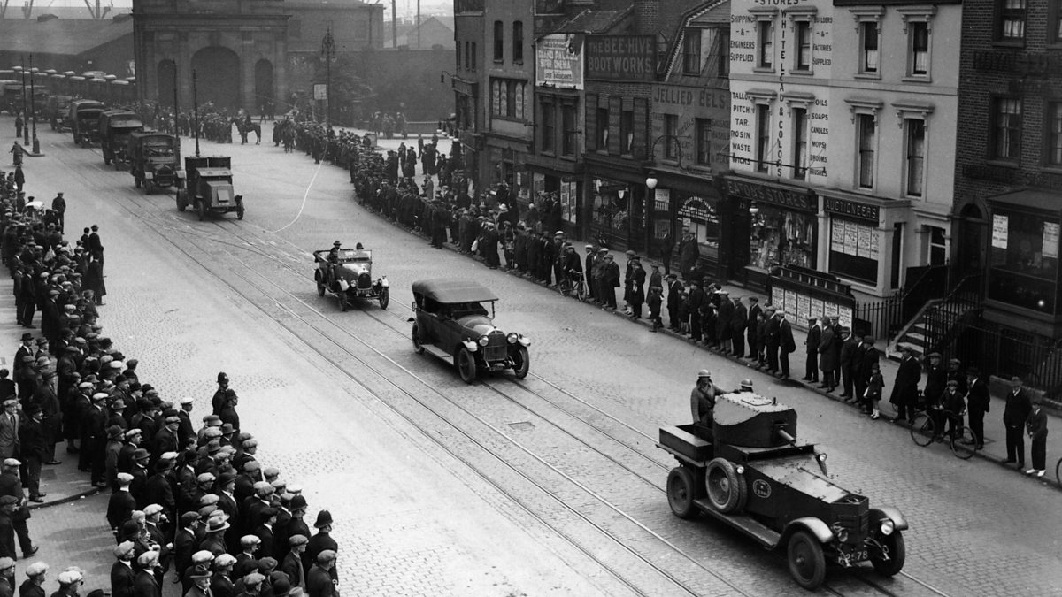the general strike of 1926 in britain