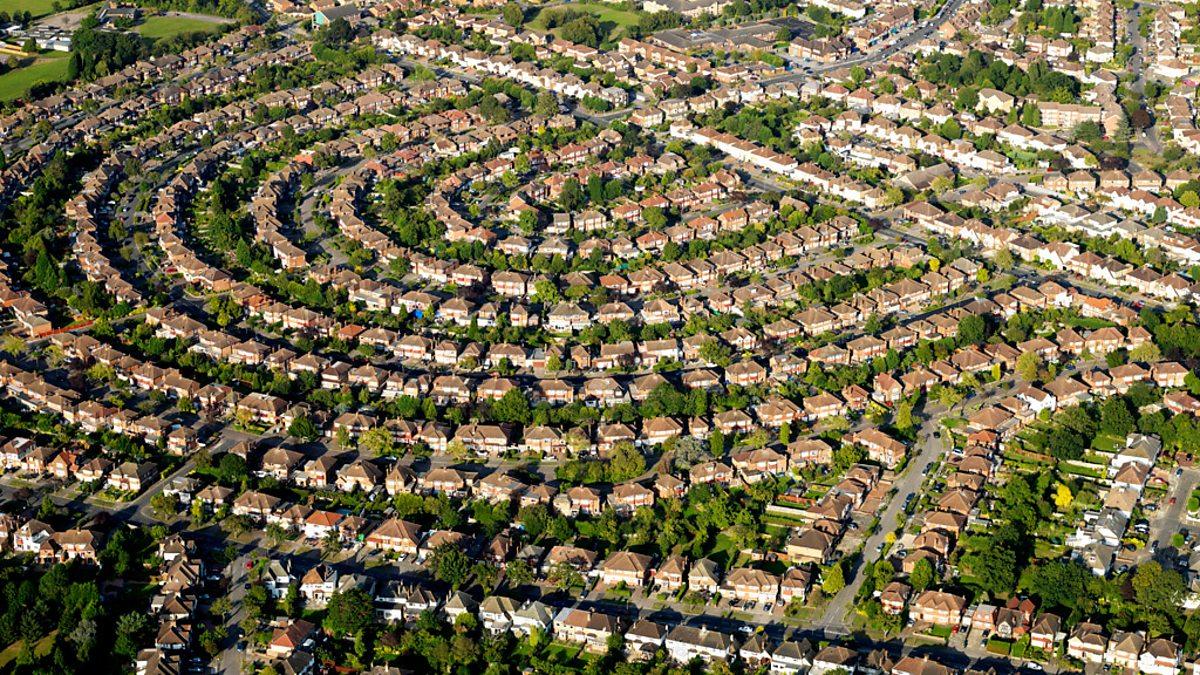 Why suburbs suck