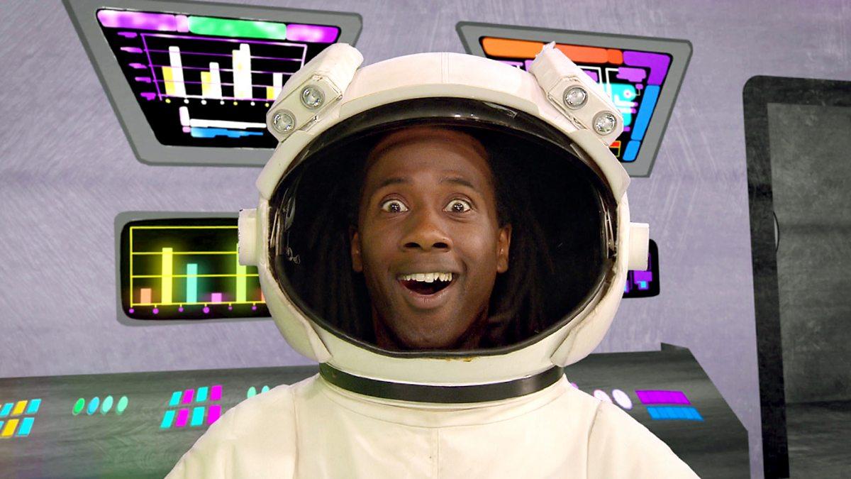 CBeebies iPlayer - Let's Play - Series 1: 2. Astronauts