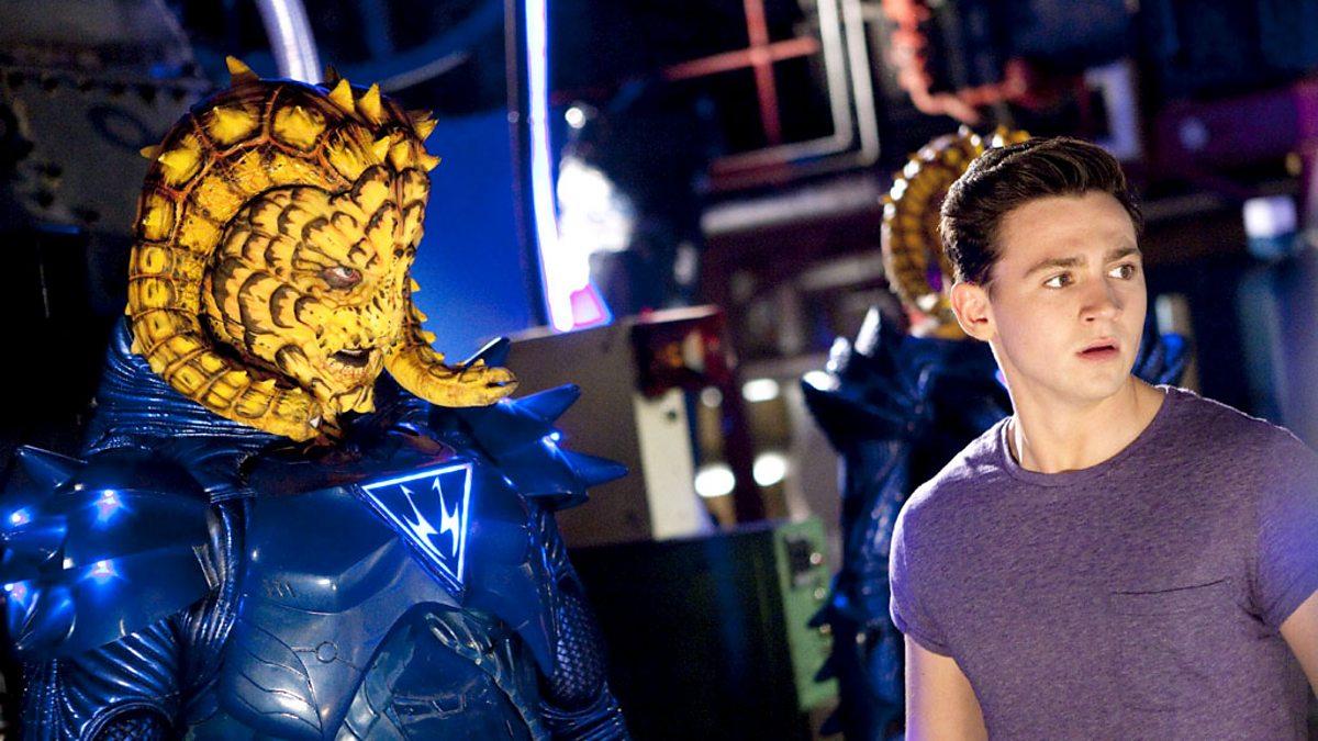 Cbbc wizards vs aliens series 1 omnibus the last day credits