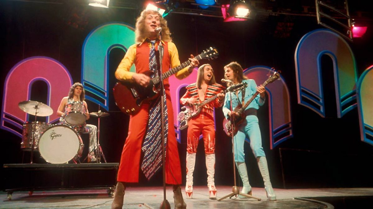 Slade At The Bbc - Episode 02-05-2020