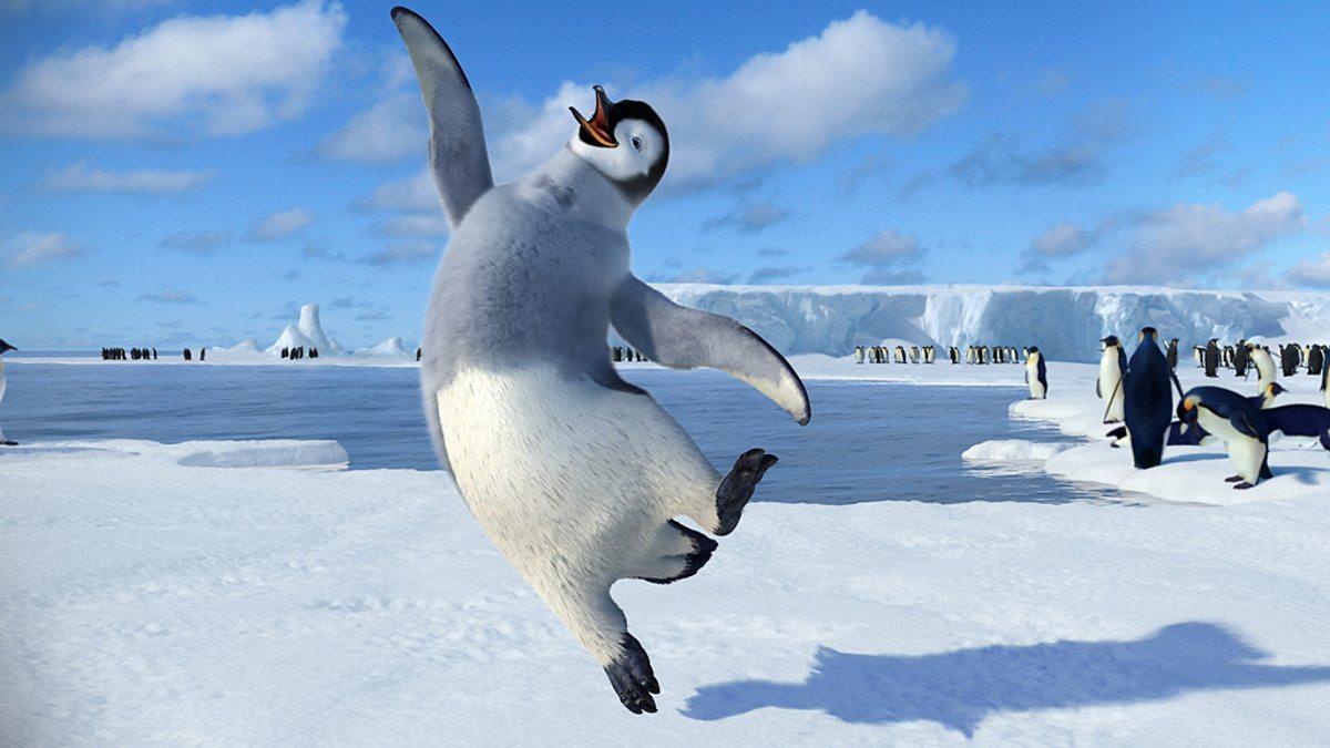 BBC One - Happy Feet