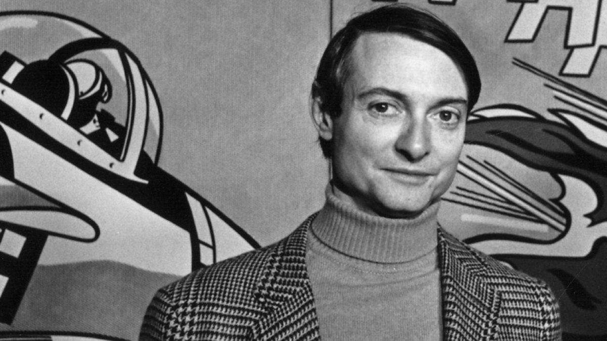 BBC Four - Whaam! Roy Lichtenstein at Tate Modern