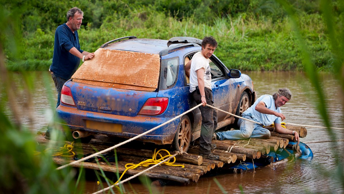 Top Gear Africa Special Part 2