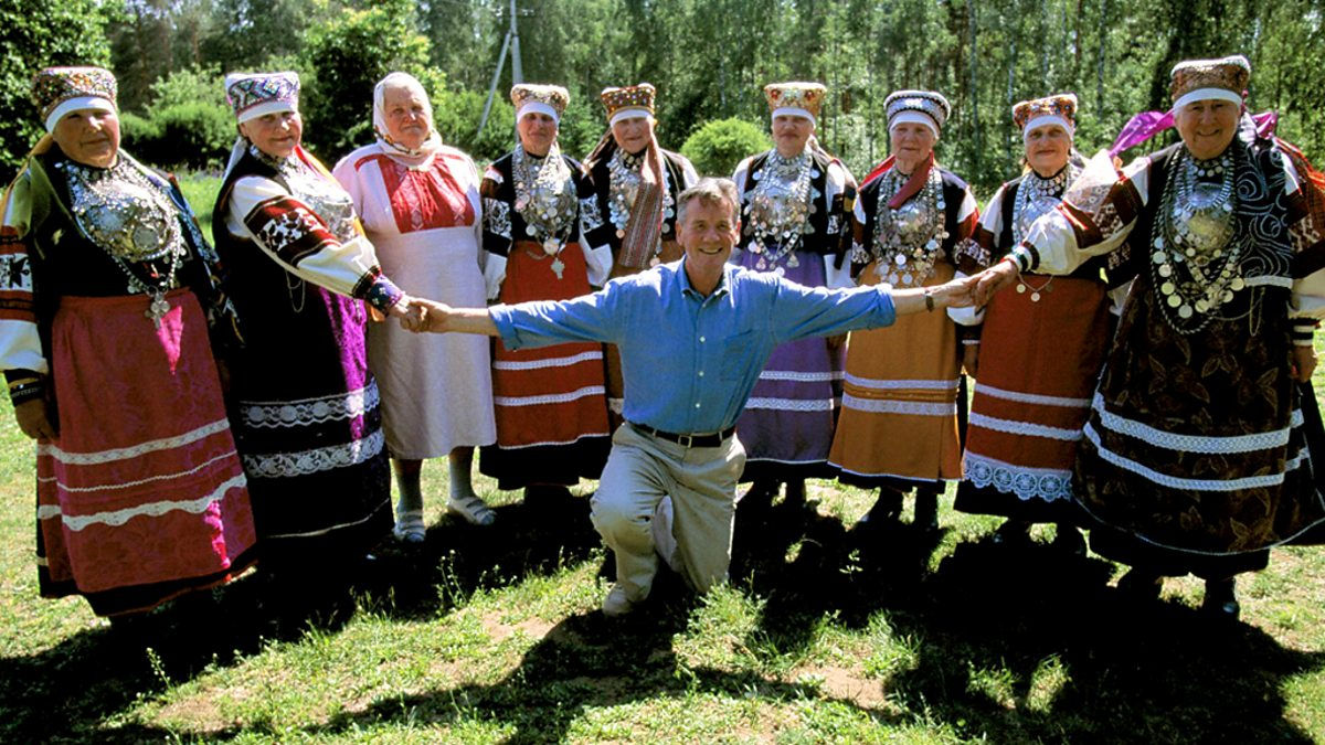 Bbc Two Michael Palin S New Europe Baltic Summer