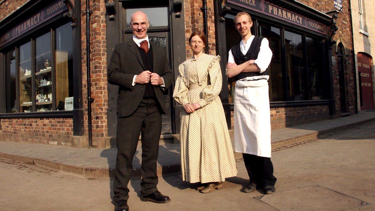 BBC Two - Victorian Pharmacy, Series 1