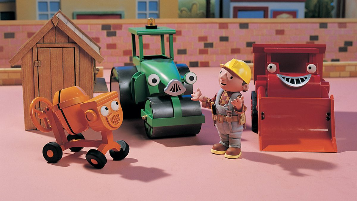 Bbc cbeebies bob the builder short stories for Finding a builder