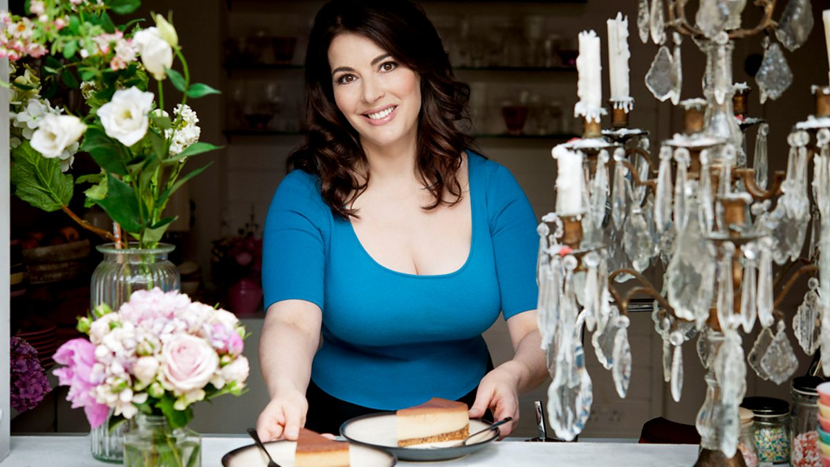 BBC Two - Nigella Kitchen, Safety in Numbers