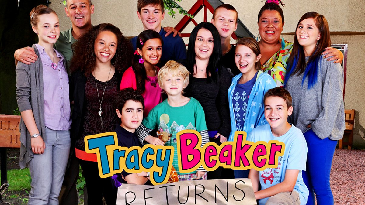 Tracy Beaker Returns The Invitation for best invitation example