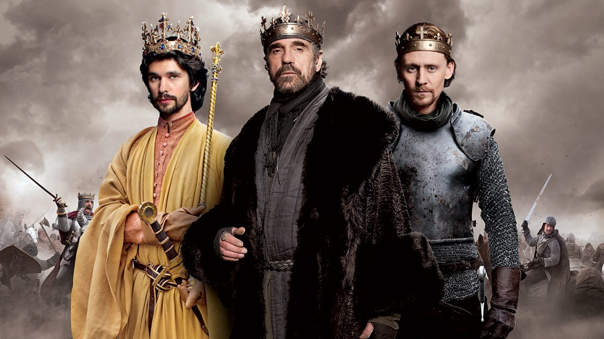 Bbc Two The Hollow Crown Series 1