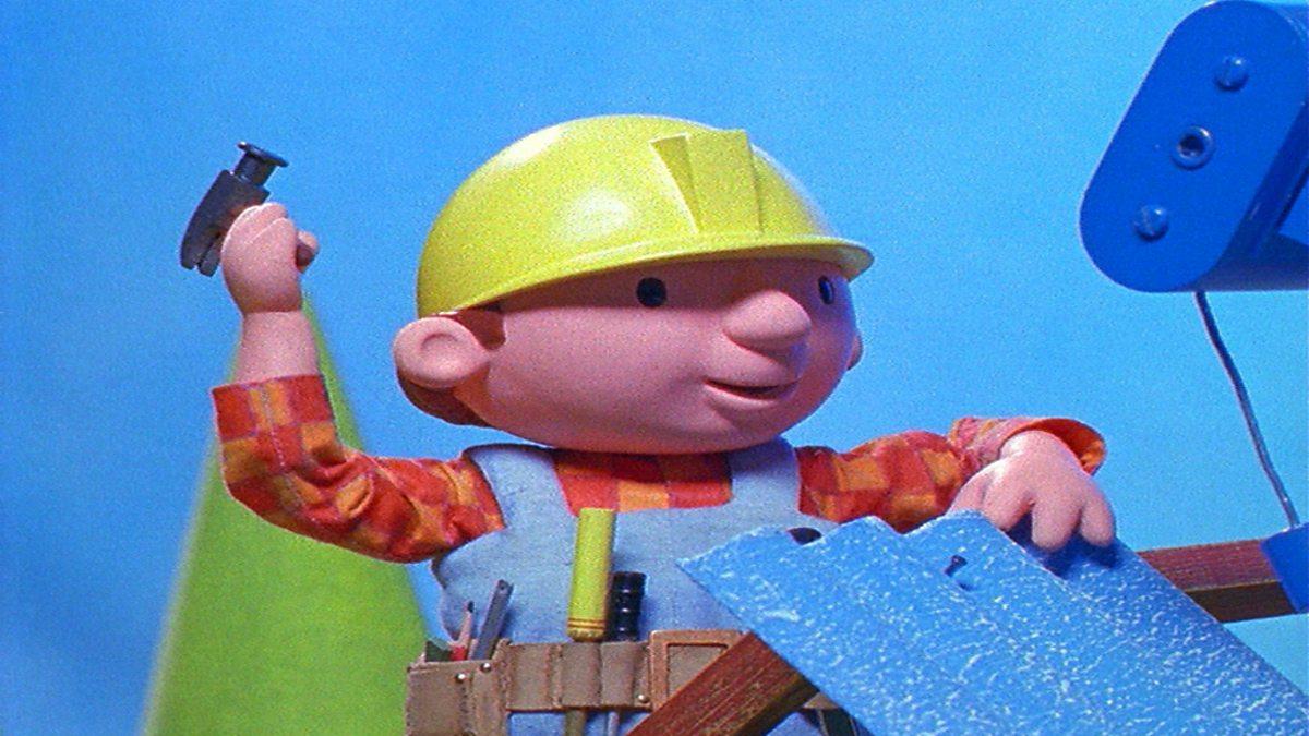 Bob The Builder Dvd Trailer Travis Dvd: Calum Clachair/Bob The Builder, Series 1, Am