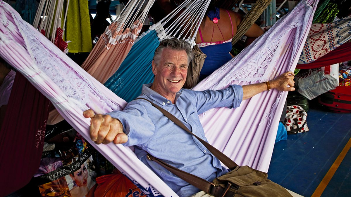 Brazil With Michael Palin Bbc One