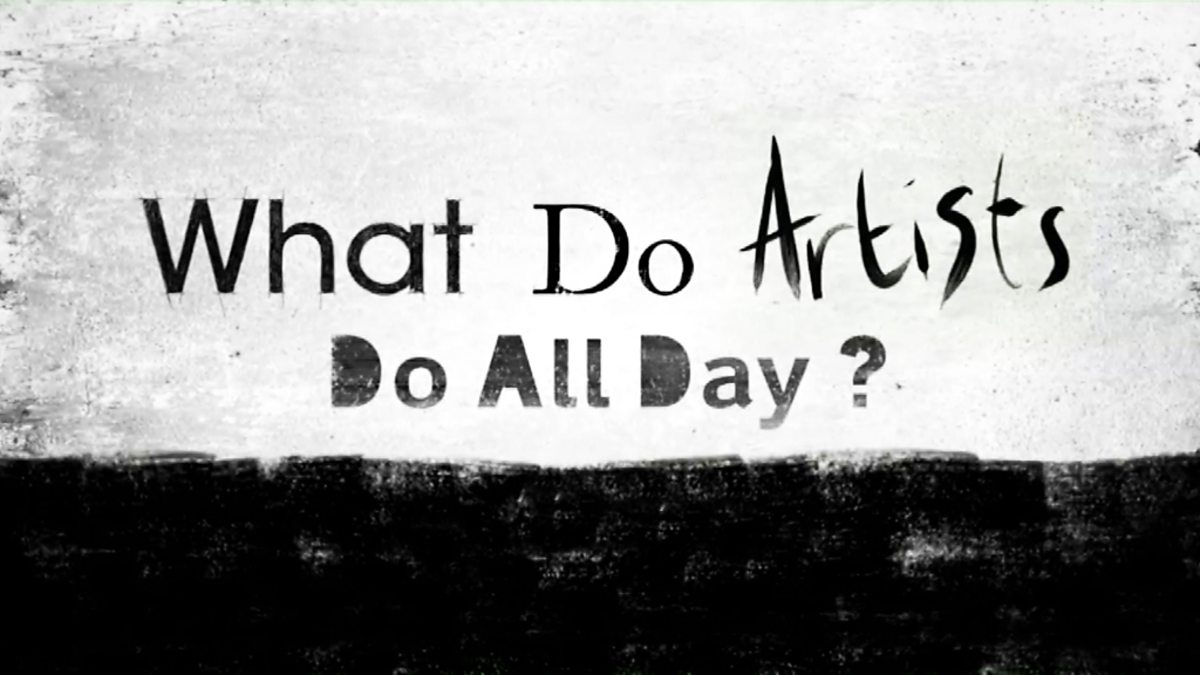 What Do Artists Do All Day? - 12. Antony Gormley