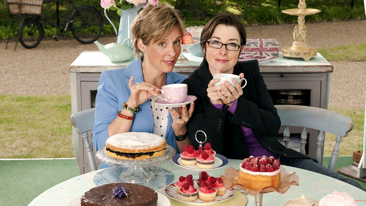 The Great British Bake Off recipes