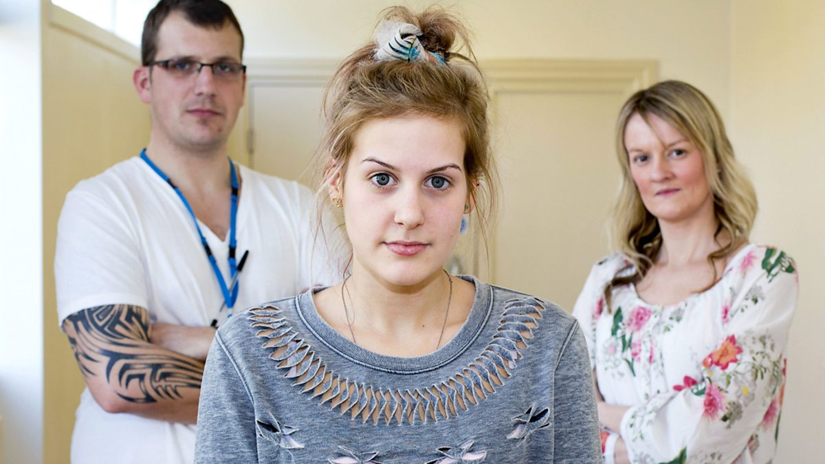 BBC Three - Don't Call Me Crazy