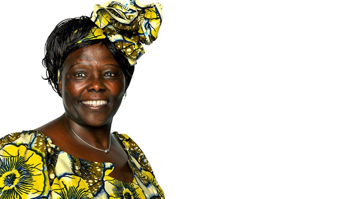 wangari maathai essay Wangari maathai was a kenyan political and environmental activist and her country's assistant minister of environment, natural resources and wildlife synopsis in 1971, wangari maathai received a phd.