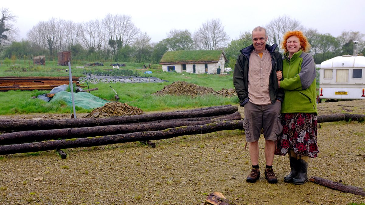 Bbc two the house that 100k built series 1 jane and andy for Build a house for 100k